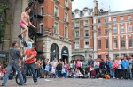 Covent Garden: One of the most famous busking spots in the world