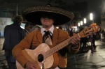 Mariachi in Plaza de Garibaldi, Mexico City
